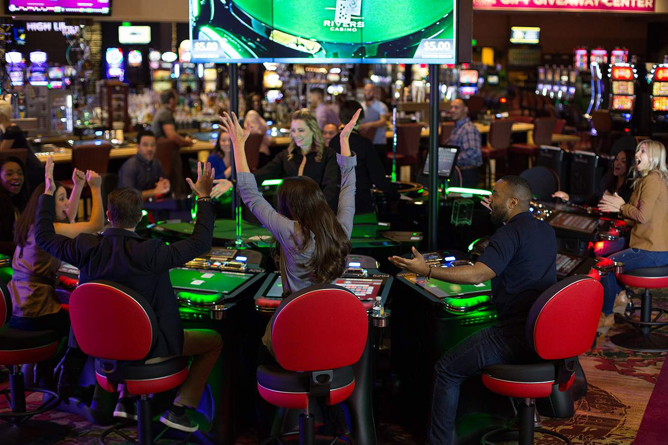 Rivers Casino Pittsburgh Poker Schedule