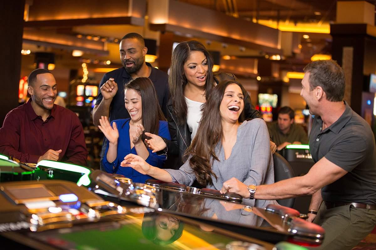 Players Club Casino Online, Pit River Casino, Kantenzeitschlitz